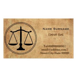 advogado, advogado, empresa de advocacia cartão de visita