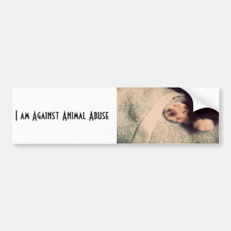 Advogado animal adesivo para carro