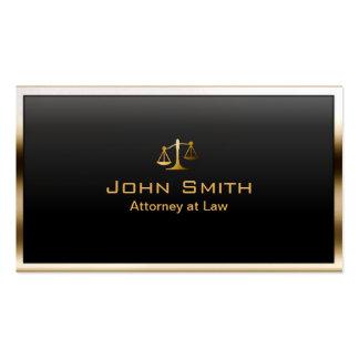 Advogado da beira do ouro cartão de visita reais d
