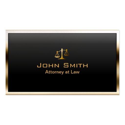 Advogado da beira do ouro/cartão de visita reais d