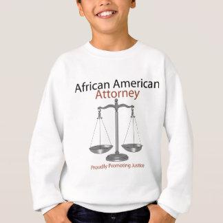 Advogado de América do africano Agasalho
