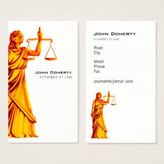 Advogado de Themis | na lei Cartão De Visitas