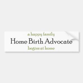 Advogado do nascimento Home Adesivo Para Carro