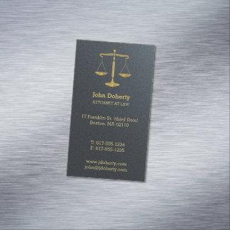 Advogado em escalas douradas clássicas da lei | de
