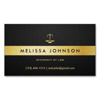 Advogado moderno elegante profissional do preto &