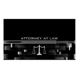 advogado na lei cartão de visita