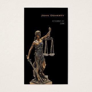Advogado na lei | Themis Cartão De Visitas