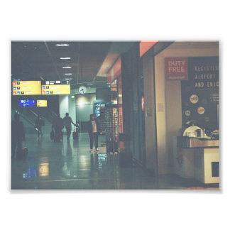 Aeroporto Impressão De Foto