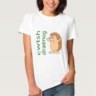 Afague um ouriço tshirt