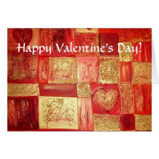 afeição, feliz dia dos namorados! cartão comemorativo
