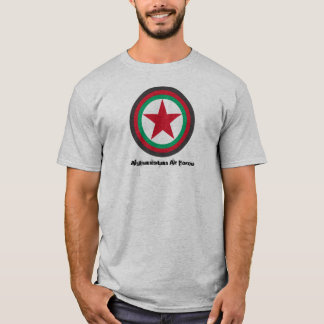 Afghanistan Air Force roundel/emblem t-shirt Camiseta