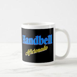Aficionado do Handbell Caneca De Café