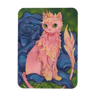 Afirmação de Oracle dos gatos da fantasia - beleza Foto Com Ímã Retangular
