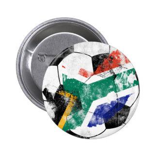 África do Sul afligiu o futebol Botons