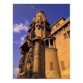 África, Egipto, o Cairo, Heliopolis. Baron Cartão Postal