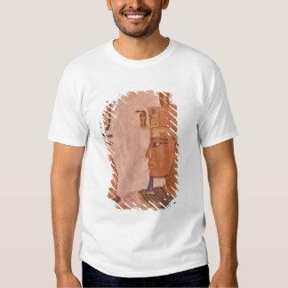 África, Egipto, vale dos reis. Parede do túmulo T-shirt