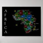 África Pôsteres