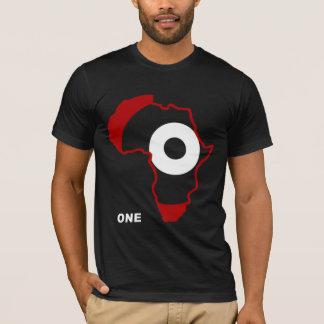 África uma camisa (roupa americano)