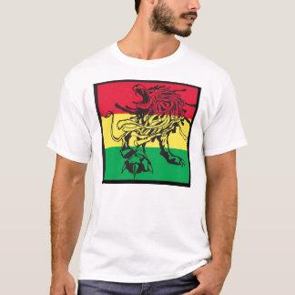 África une-se camiseta