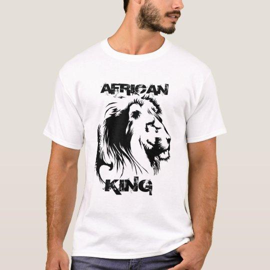 AFRICAN KING CAMISETA