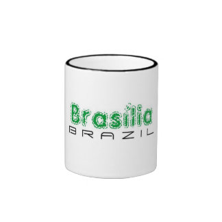 Africankoko Brasília feito sob encomenda, Brasil Canecas