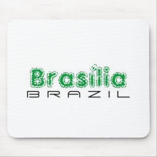 Africankoko Brasília feito sob encomenda, Brasil Mousepad
