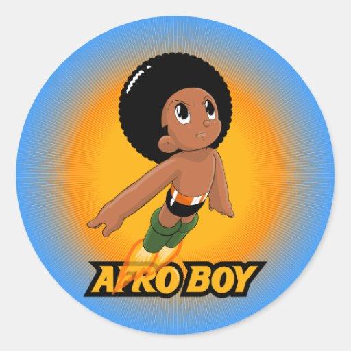 AfroBoy! Adesivo