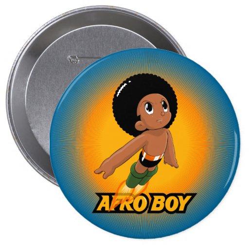 AfroBoy! Pins