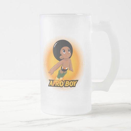 AfroBoy! Caneca