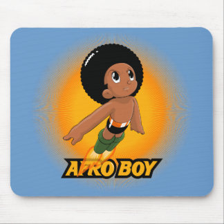 AfroBoy! Mouse Pads