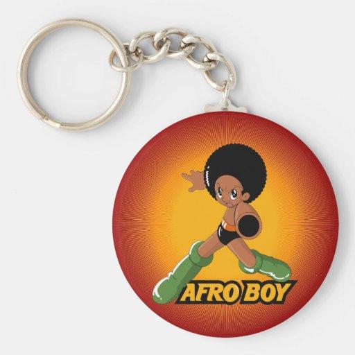 AfroBoy! Chaveiros