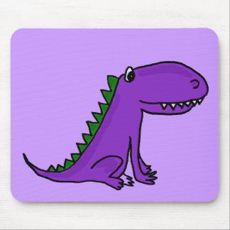AG dragão roxo impressionante Mousepad
