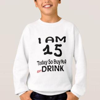 Agasalho 15 hoje compre-me assim uma bebida