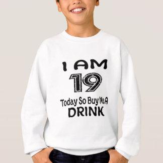 Agasalho 19 hoje compre-me assim uma bebida