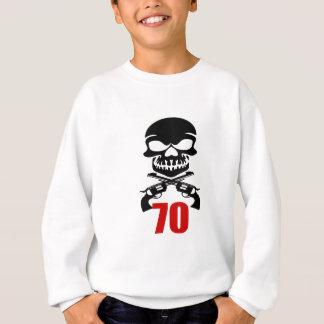 Agasalho 70 designs do aniversário