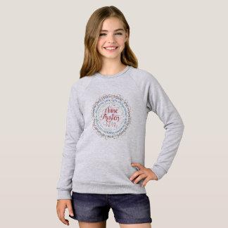 Agasalho A camisola da menina - dramas de período de Jane