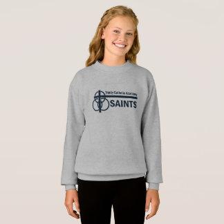 Agasalho A camisola da menina: Santos do TCA