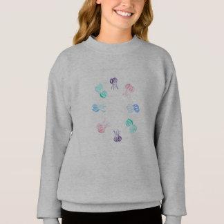 Agasalho A camisola das meninas das medusa
