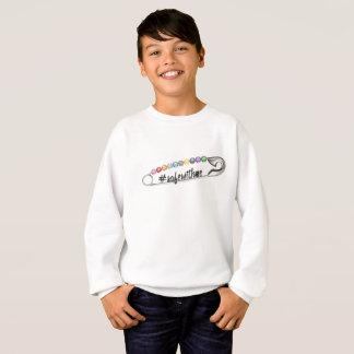 Agasalho A camisola do menino do #SafeWithMe