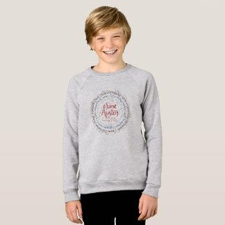 Agasalho A camisola do menino - dramas de período de Jane