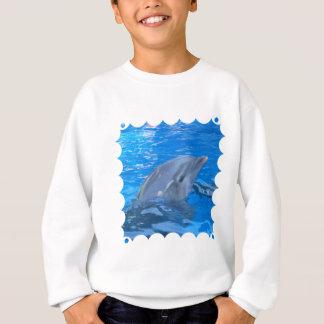 Agasalho A camisola do miúdo do golfinho de Bottlenose