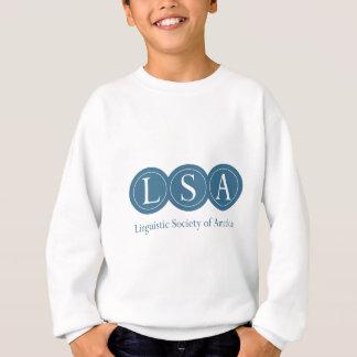 Agasalho A camisola dos homens do logotipo do LSA