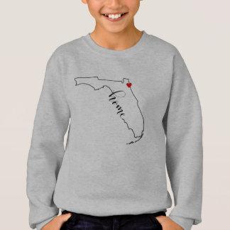 Agasalho A camisola Jacksonville do miúdo Home de Florida