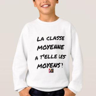 AGASALHO A CLASSE MÉDIA TEM-NO ELA OS MEIOS?