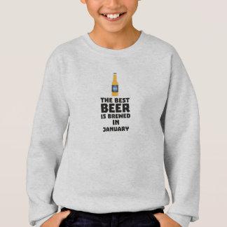 Agasalho A melhor cerveja é em maio Z96o7 fabricado cerveja