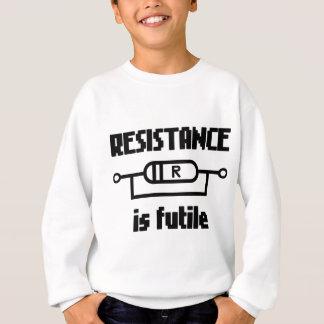 Agasalho A resistência é inútil