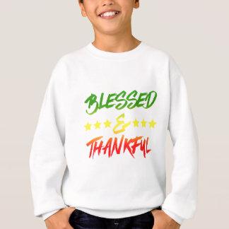 Agasalho Abençoado e grato