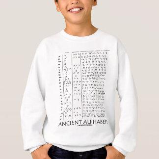 Agasalho Alfabetos antigos