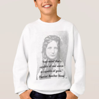 Agasalho Alguma mente - Harriet Beecher Stowe