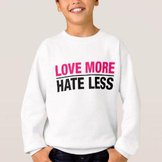 Agasalho Ame mais ódio menos